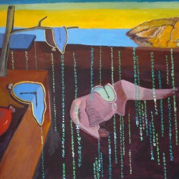 """КИРИЛ  КАЦАРОВ """"Поле/т/ на въображението"""" от 08.02. до 21.02."""