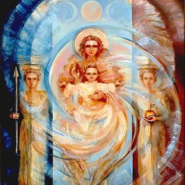 "арх. Полина Герджикова  ""Светлина и символ""  24 октомври – 07 ноември"