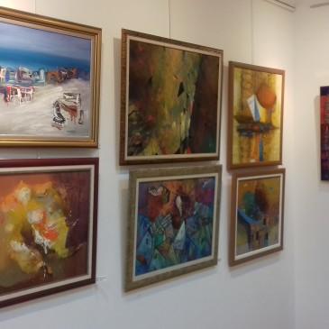 Картини от фонда на галерията от 1.07. до 31.07.